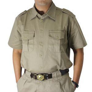 Camisa Caqui Unissex