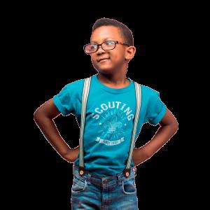 Camiseta Scouting Infantil