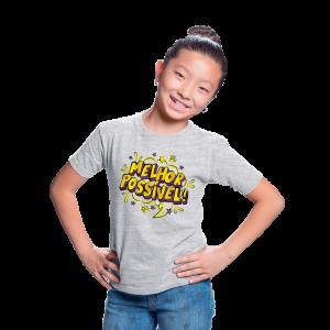 Camiseta Melhor Possível Infantil