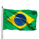 BANDEIRA DO BRASIL 0,90 X 1,28 CM