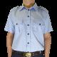 Camisa Azul Mescla Unissex