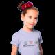 Camiseta Peace Love Scouting Infantil
