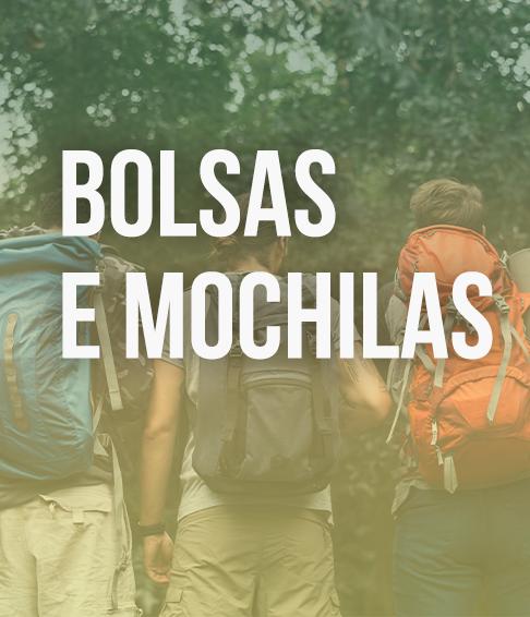 BOLSAS E MOCHILAS