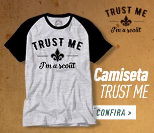 CAMISETA TRUST ME RAGLAN UNISSEX