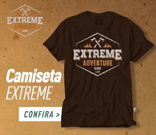 CAMISETA EXTREME MASCULINA